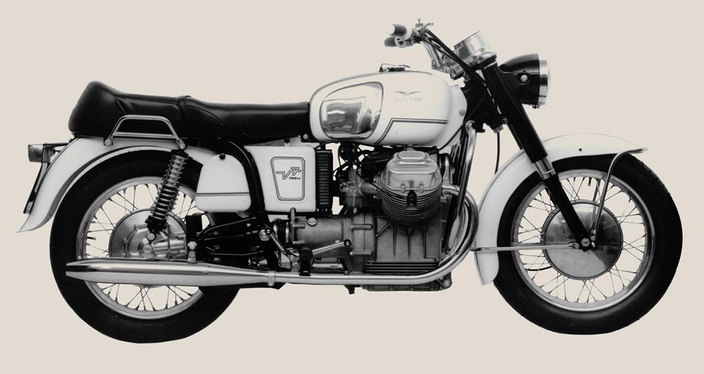 Photo of Moto Guzzi product