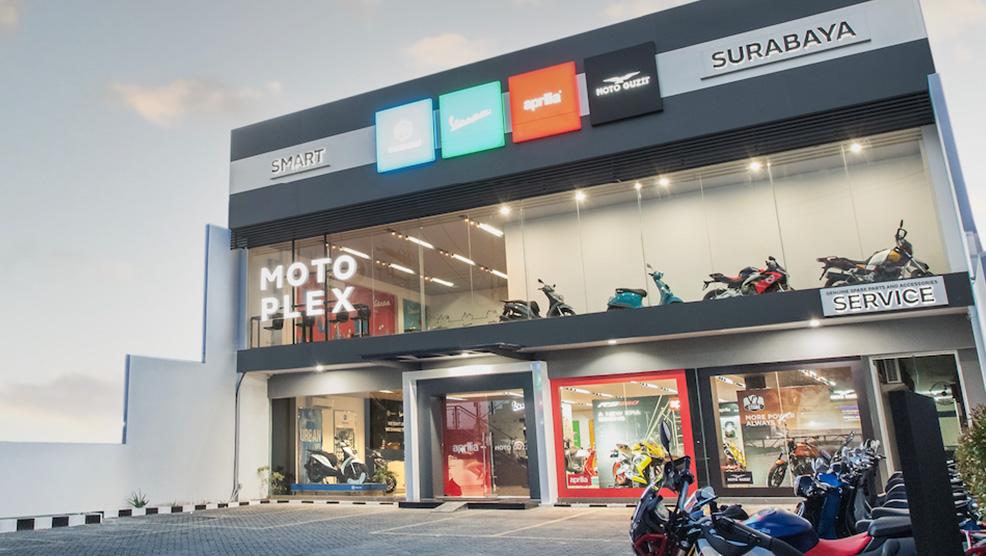 PT Piaggio Indonesia Menghadirkan Ambience Premium dan Seru dari Jajaran Aprilia dan Moto Guzzi Terbaru di Diler Premium Motoplex 4-brand